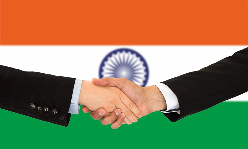 India merger