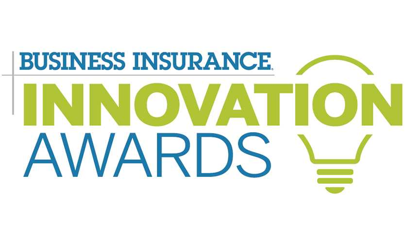 Business Insurance 2017 Innovation Awards
