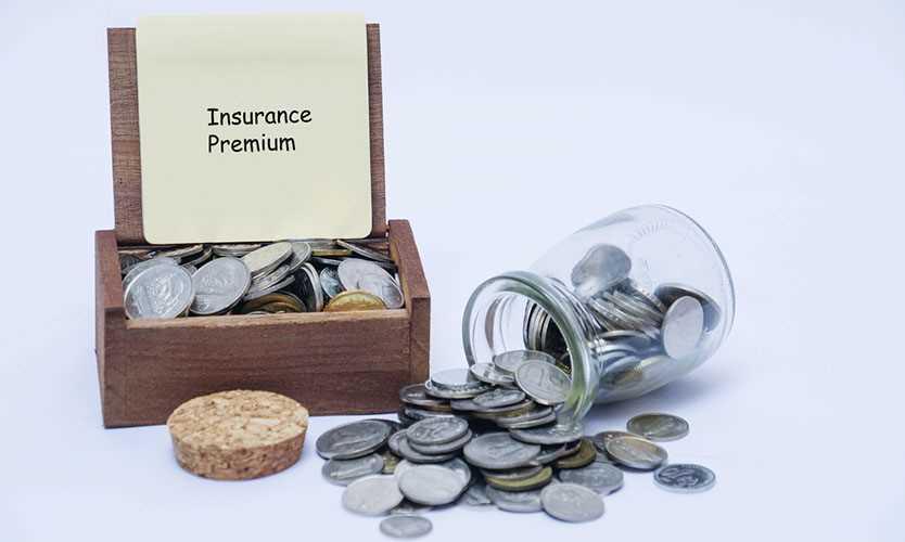 Insurance premium rates