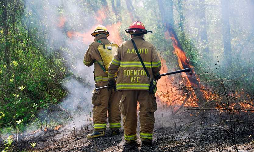 Bill would increase workers comp benefits for federal firefighters