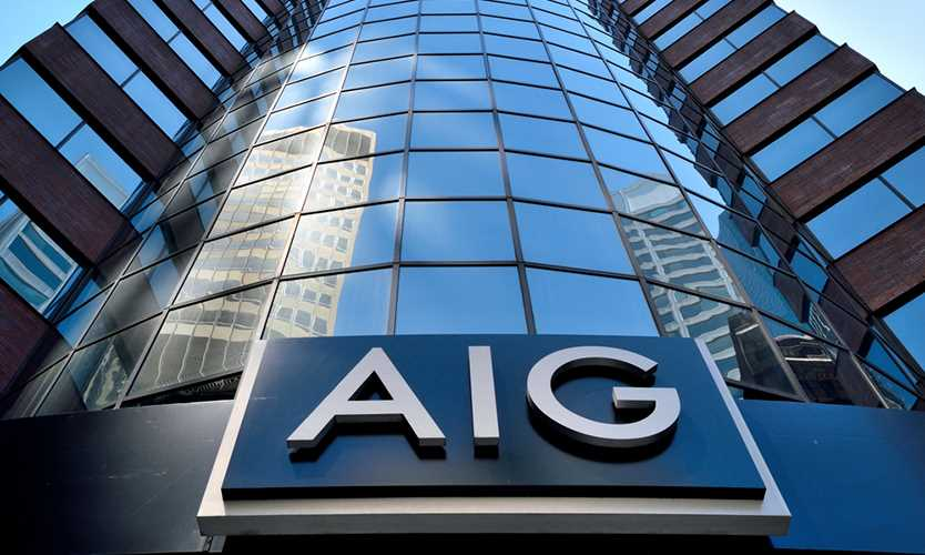 Duperreault expects underwriting profit for AIG in 2018