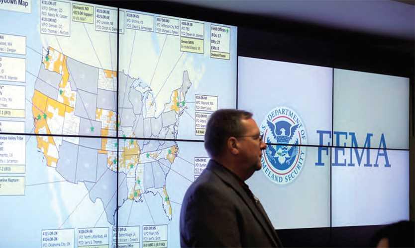 FEMAs reinsurance pilot program public private insurance market example coordination