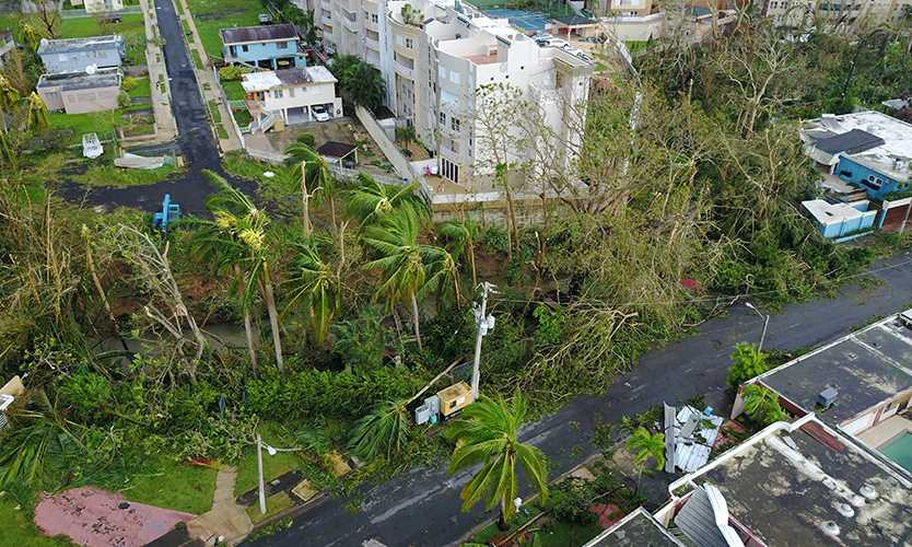 Maria insured losses may top out at $30 billion: Risk modeler