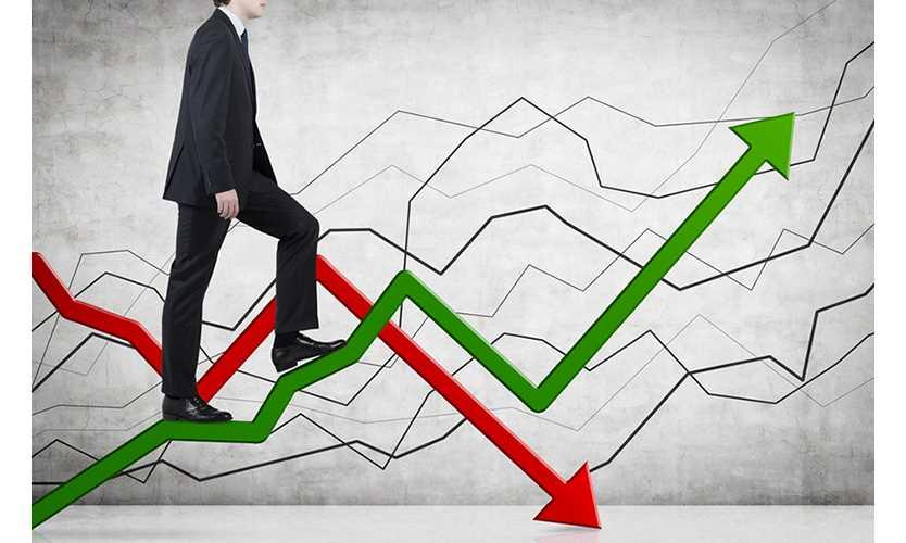 Profit down, rates up