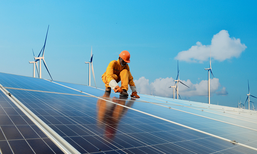Renewable energy sector presents unique work site hazards