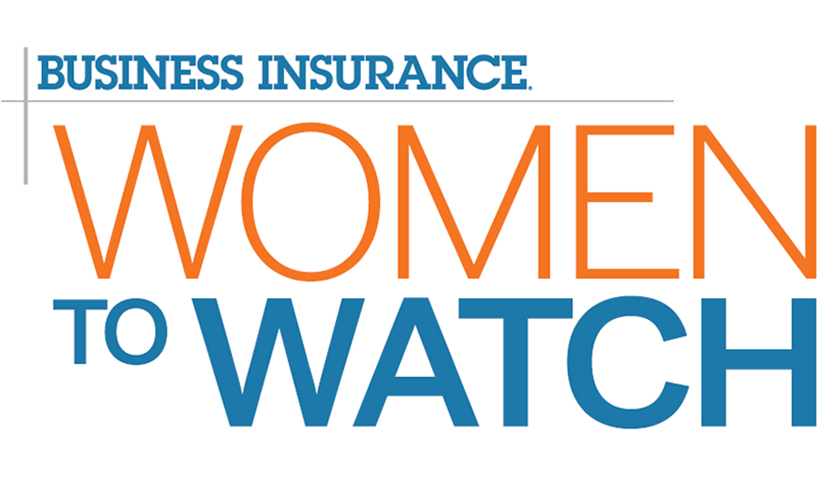 Business Insurance Women to Watch