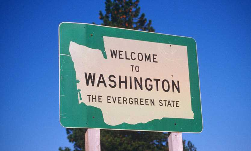 Washington state fatality rate 30% below national average