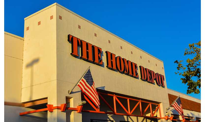 Home Depot settles data breach suit with financial institutions