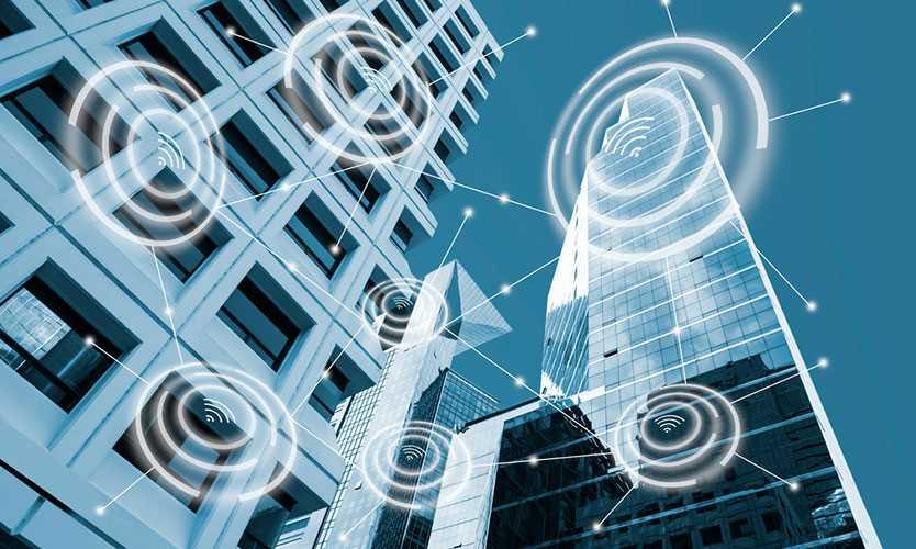 Digital building sensors insurtech