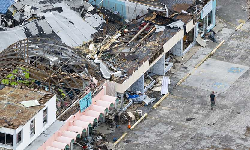 Hurricane Harvey property loss could hit 75 billion dollars AIR Worldwide