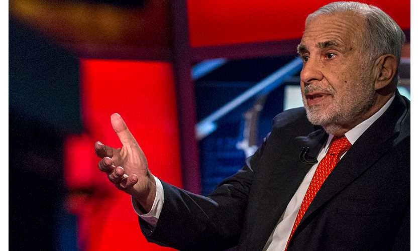 Icahn, analysts welcome resignation of AIG chief