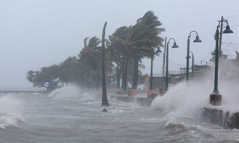 Hurricane Irma kills eight on Caribbean island of Saint Martin