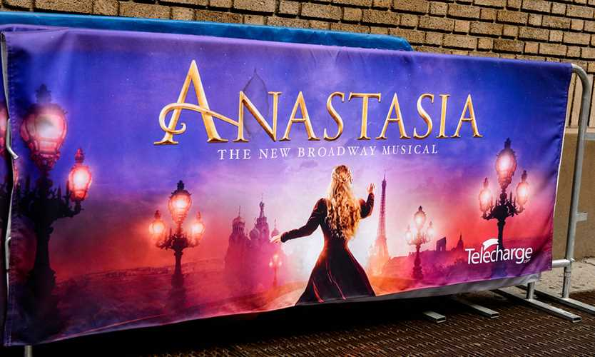 'Anastasia' allegedly brought storyline back from the dead