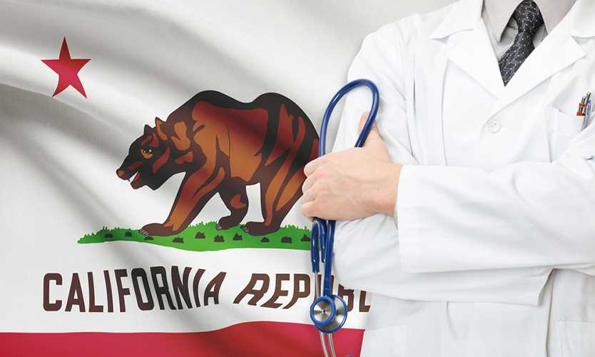 California's dip in independent medical reviews may be temporary