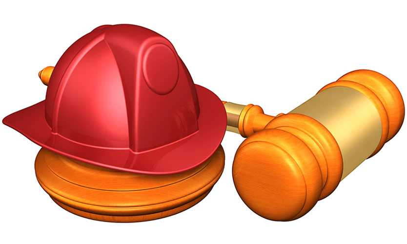Firefighter ruling