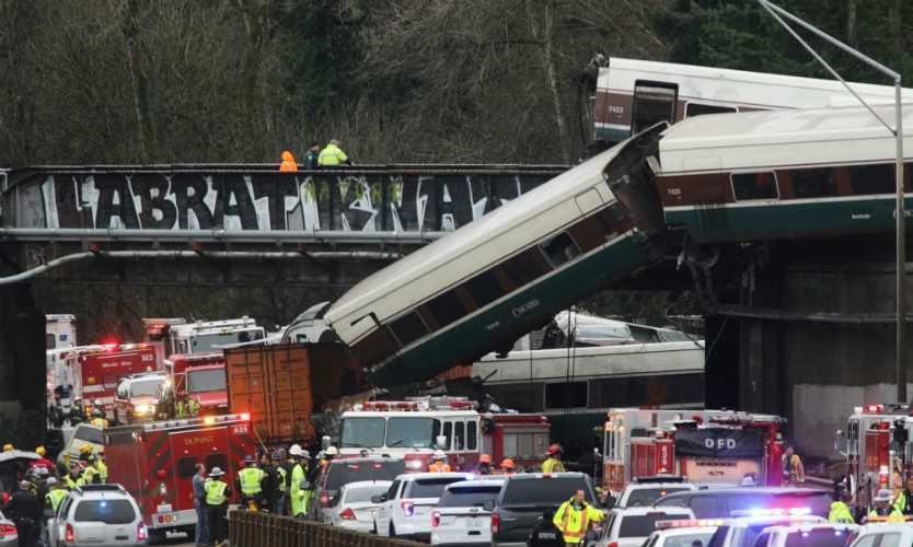 Amtrak liability capped under federal law