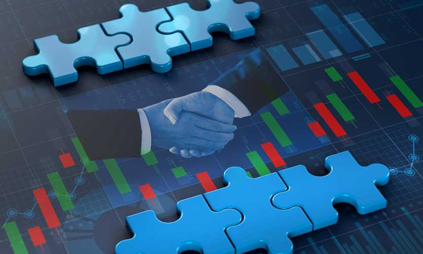 Mergers acquisitions value soars deal volume down PricewaterhouseCoopers LLP Axa XL Brown & Brown