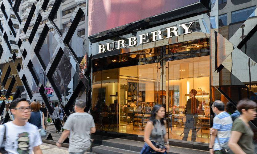 Burberry Hong Kong