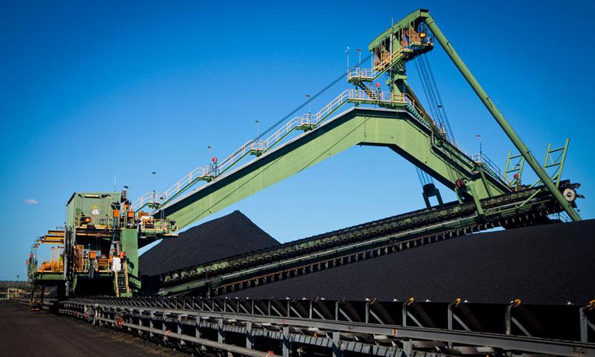 Coal assets