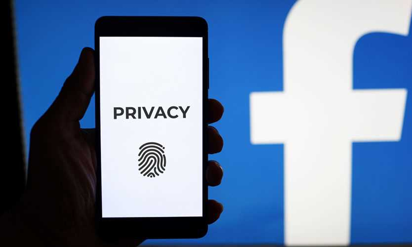 Facebook privacy fine