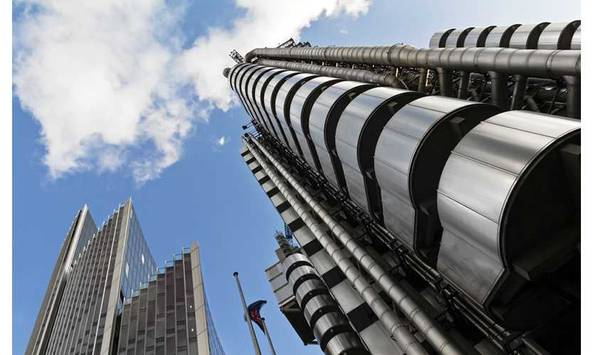 Lloyd's of London hastens move to electronic platform