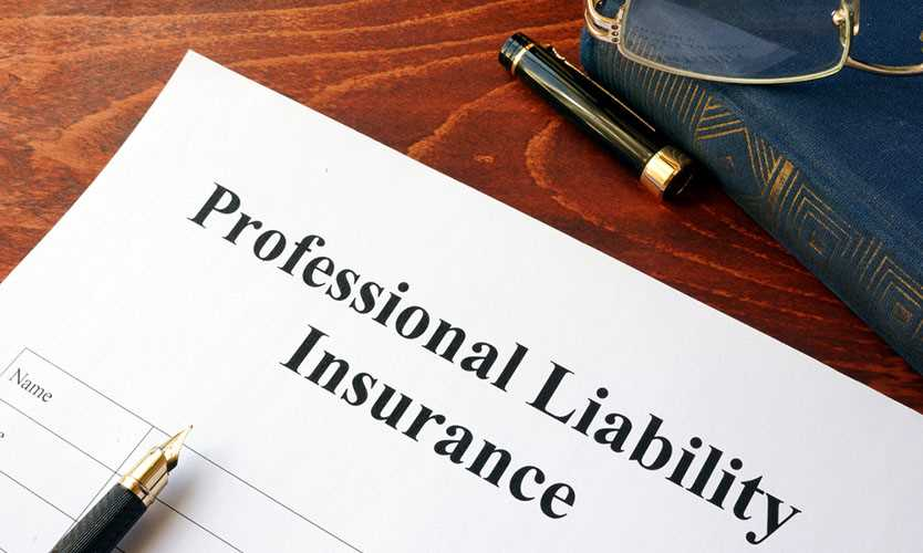 Professional management liability cover