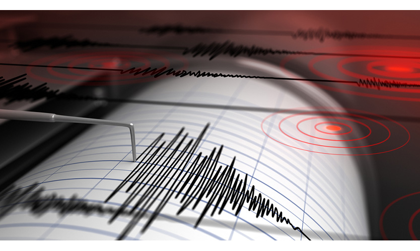 Quake causes widespread damage