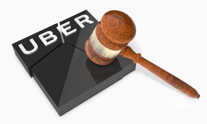 Appeals court rules for Uber in arbitration dispute