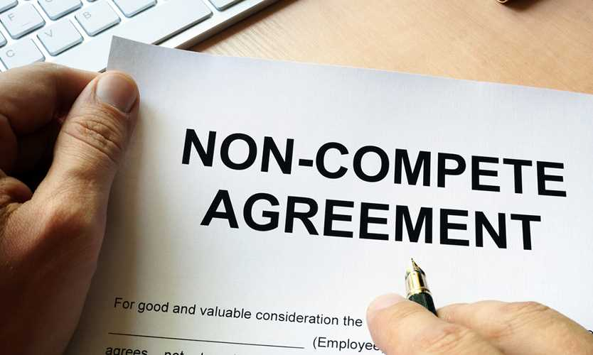 noncompete clause