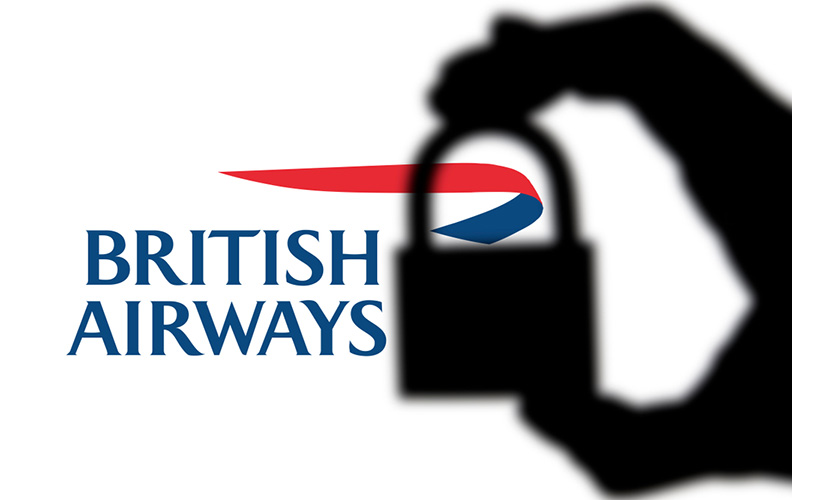 British Airways hack