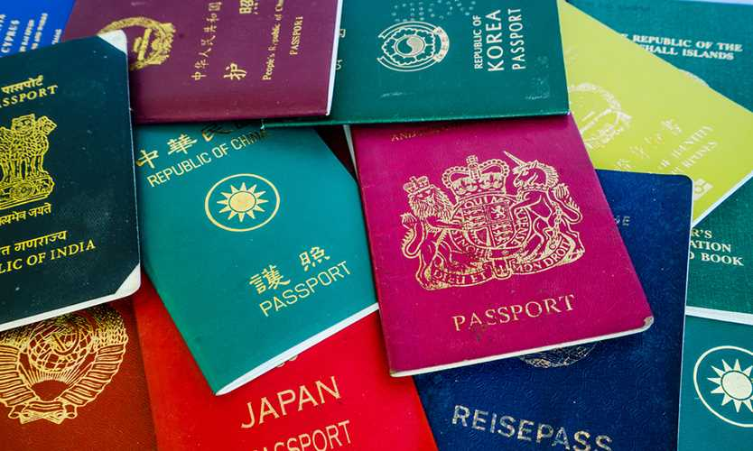 Passporting rights