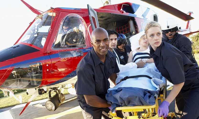 Air ambulance pricing investigation GAO Transportation CMS