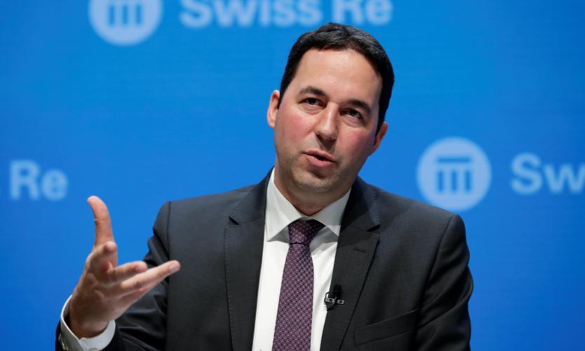 Swiss Re CEO Christian Mumenthaler