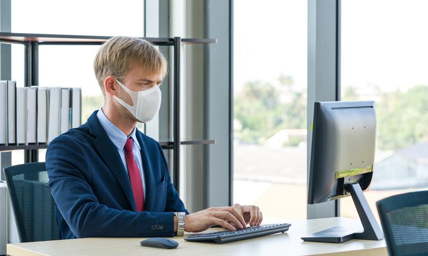 coronavirus workplace