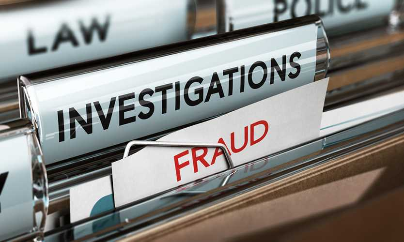 CNA underwriter charged with fraud