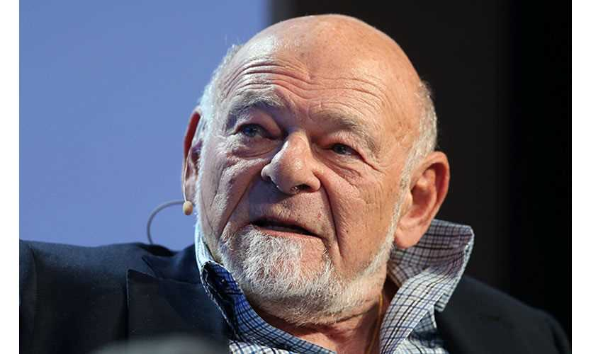 Sam Zell in 2017