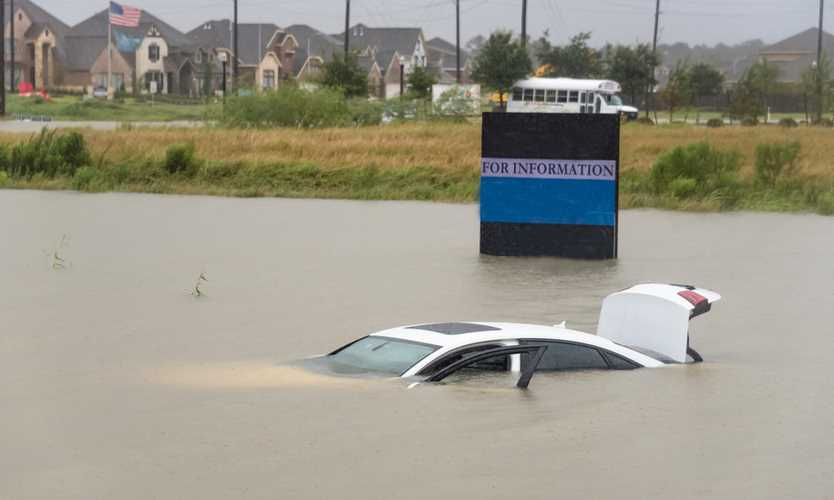 Insured losses from Harvey could top $15 billion