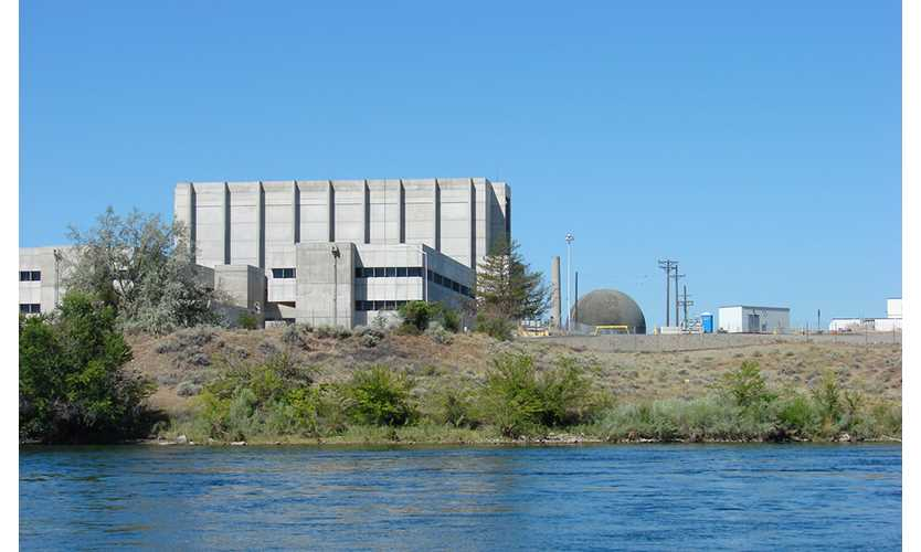 US agrees to clean up Hanford nuclear plant in Washington state