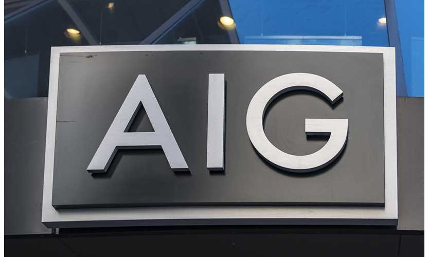 AIG anticipates better future after big fourth-quarter loss