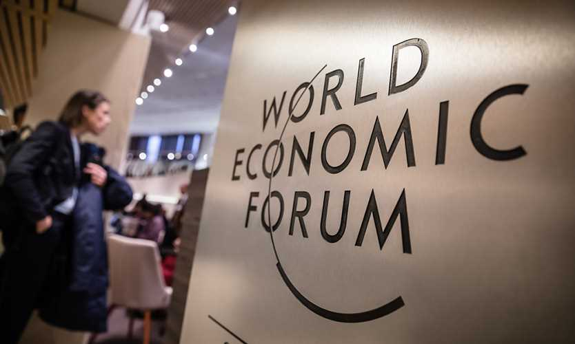 Economic political tension fueling increased global risks WEF report