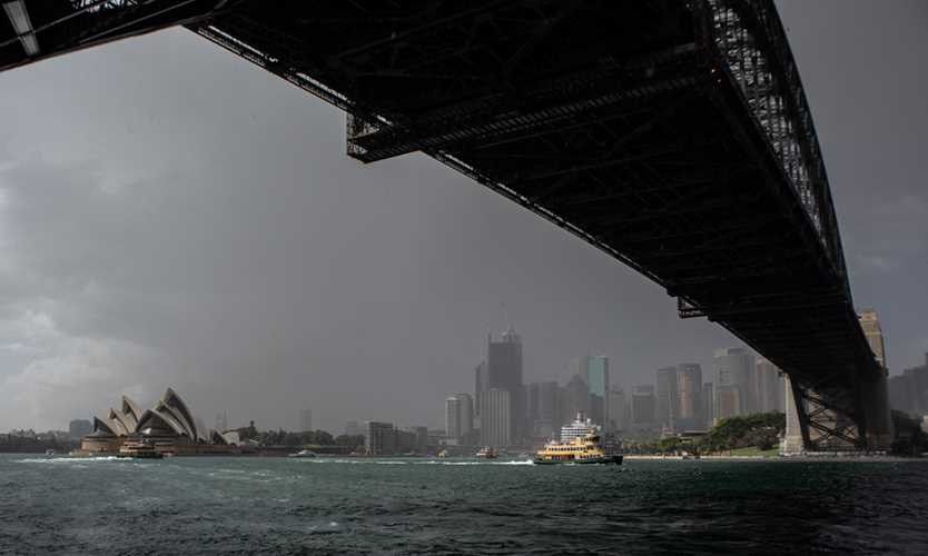 Insured losses from Sydney Australia storm estimated at $460 million