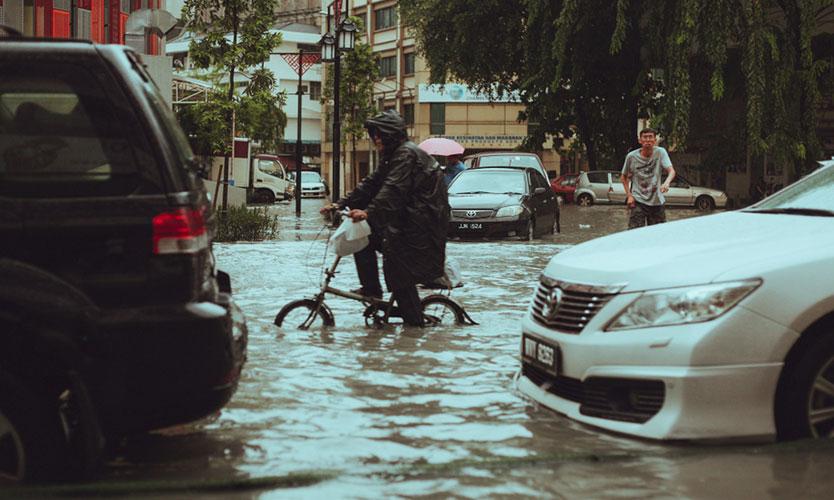 Flooding in Kuala Lumpur