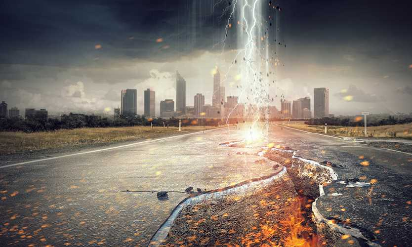 Global insured natural catastrophe losses disasters see large declines in first half Swiss Re