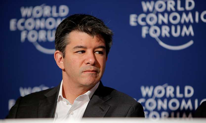 Uber CEO Travis Kalanick resigns under investor pressure