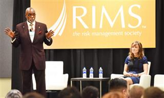 Time to ramp up action on diversity RIMS president Robert Cartwright