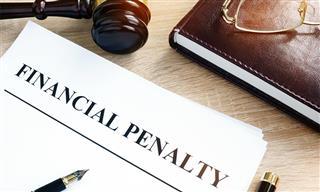 Financial penalty