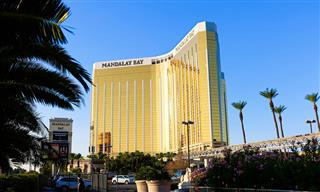 Las Vegas shooting victims sue MGM Mandalay Paddock
