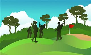Golfing your way to career success and other advice from insurance executives