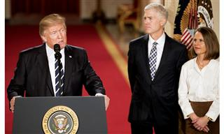 Supreme Court nominee Neil Gorsuch precedent President Donald Trump