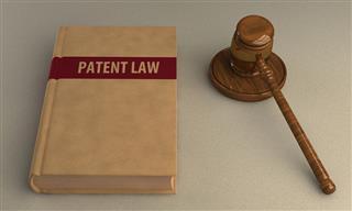 Patent dispute